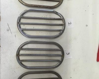 Type 3 air conditioning fender grills