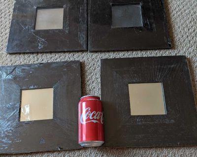 Ikea mirrors set, new