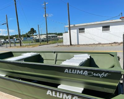 2021 Alumacraft 1032 OLV JON BOATS Jon Boats Tifton, GA