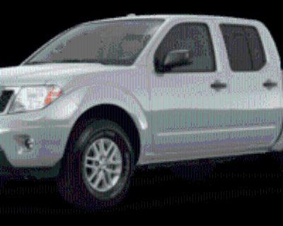 2017 Nissan Frontier Desert Runner Crew Cab 2WD Auto