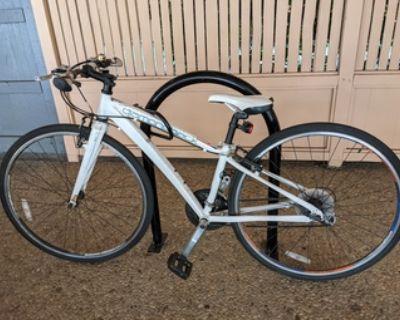 Diamondback clarity women's flat bar road bike, 14inch