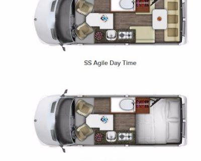 2020 Roadtrek Agile SS