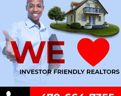 We Love Investor Friendly Realtors