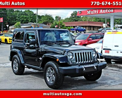Used 2015 Jeep Wrangler WILLYS WHEELS APCKAGE 4WD