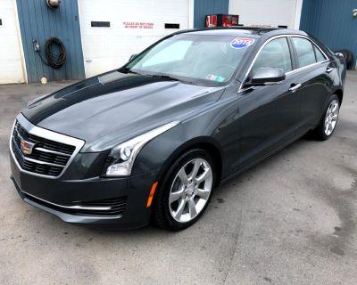 2016 Cadillac ATS Sedan Luxury Collection AWD