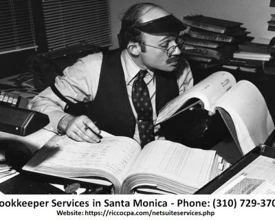 Bookkeeper & Bookkeeping Services in Santa Monica