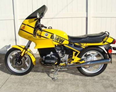 1986 BMW R100RS Sport Custom Other Lithopolis, OH
