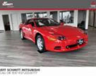 1994 Mitsubishi 3000GT Red, 19K miles