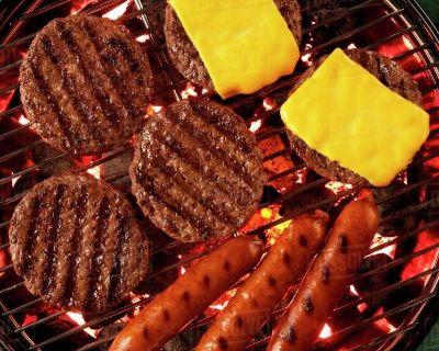 Good Housekeeping's Hamburger & Hot Dog Book