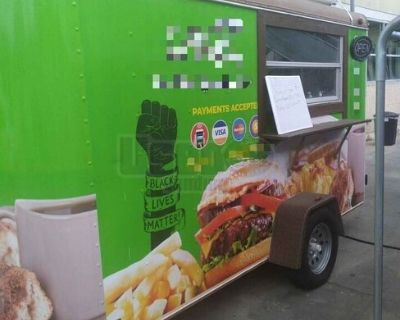 Lightly Used 2000 Food Concession Trailer with 2020 Kitchen Build-Out