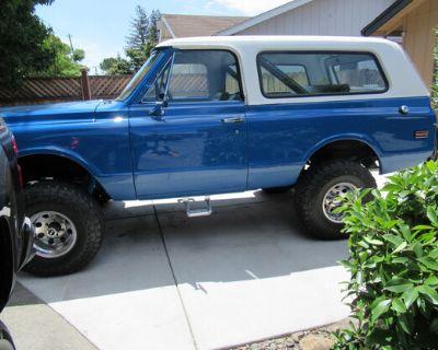 1972 Chevrolet Blazer Restored All-Steel Small Block V8