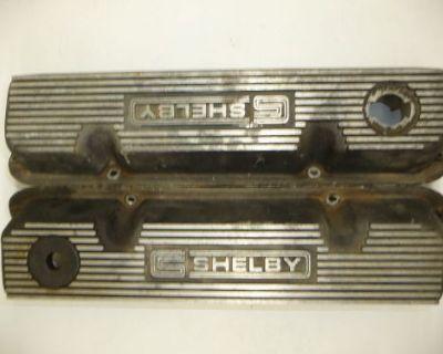 Original Shelby Autosport Cleveland, Boss 302, Boss 351 Cs Valve Covers