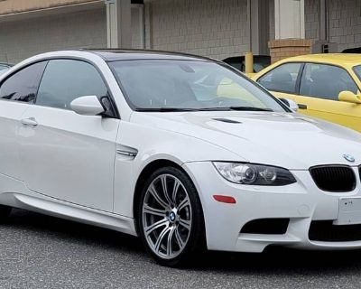2011 BMW M3 Standard
