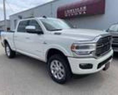 2021 RAM 2500 White, new
