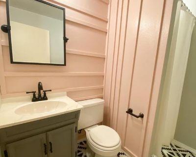 2 bedroom basement for rent