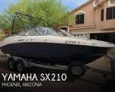 21 foot Yamaha 21