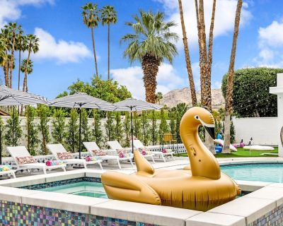 Ultimate Resort Oasis at The Golden Palm - Palm Springs