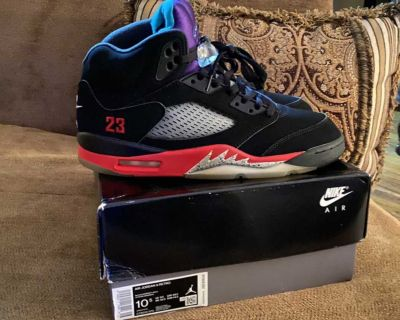 Top 3 5s size 10.5