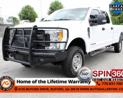 Used 2017 Ford F-250 SD XLT