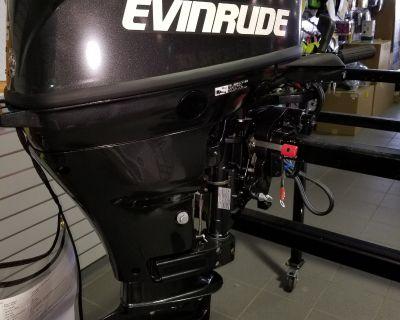 Evinrude Portable 15 HP (E15TEG4) Outboards Portable Lafayette, LA