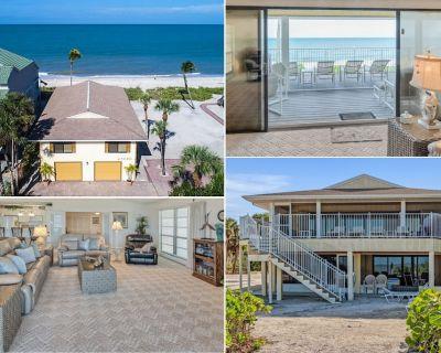 Beach Front - Gorgeous Views of Beach & Ocean - WiFi - Minutes to Doc's Restaurant - Bonita Springs