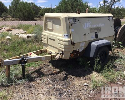 2007 (unverified) Ingersoll-Rand P185R Mobile Air Compressor