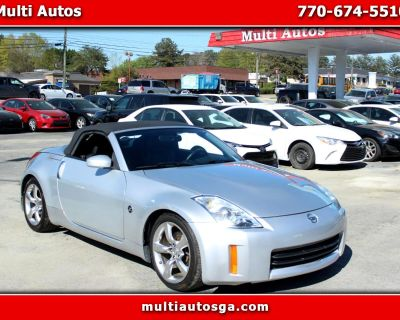Used 2008 Nissan 350Z Enthusiast Roadster