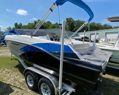 2021 Starcraft SVX 191 OB Deck Boats Perry, FL