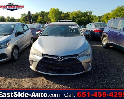 Used 2016 Toyota Camry 4dr Sdn I4 Auto XLE (Natl)