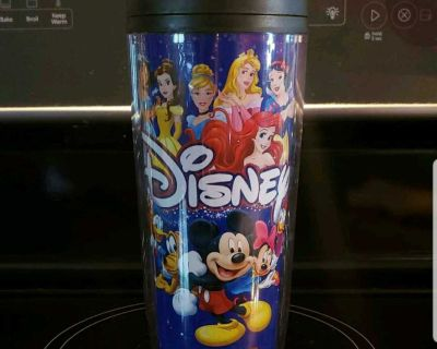 LIKE NEW!!!! Large Size Disney Tumbler Mickey and Friends from Florida