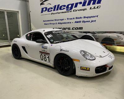 Cayman Race Car