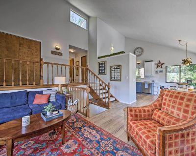 NEW! Modern Cabin < 5Mi to Lake Arrowhead Village! - Lake Arrowhead