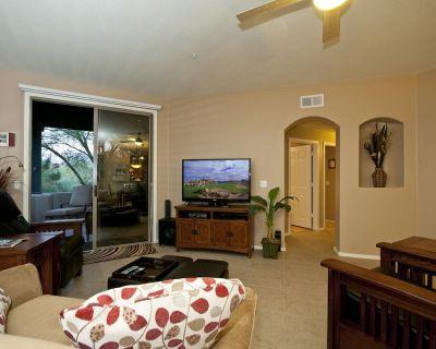 Desert oasis condo w/3 Bedroom 2 Bath, 1 car garage in North Scottsdale w/WD - By PADZU - DC Ranch