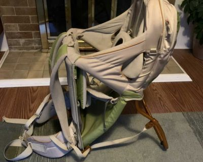 Kelty backpack baby carrier