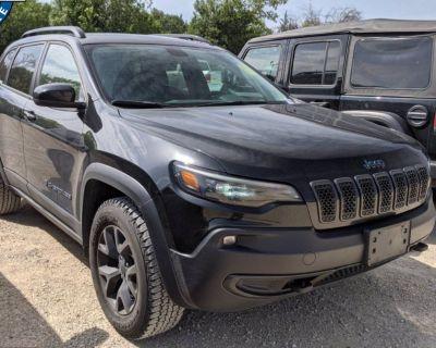 2019 Jeep Cherokee Upland