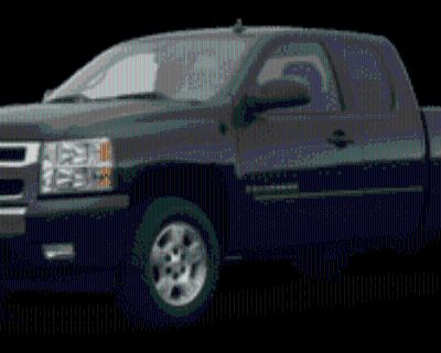 2007 Chevrolet Silverado 1500 LT with 1LT Extended Cab Short Box 4WD