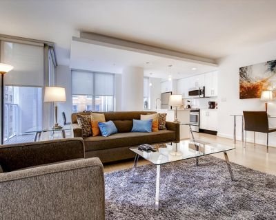Luxury Apartments in the Heart of Downtown DC - Penn Quarter
