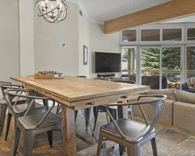 Stylish Deer Valley Condo with Private Hot Tub - Park City