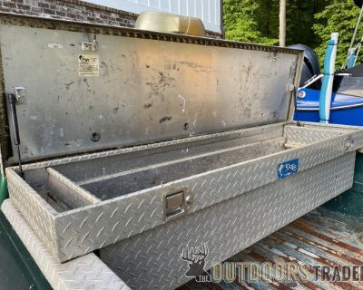 FS Quality truck bed diamond plate UWS locking truck bed toolbox with key