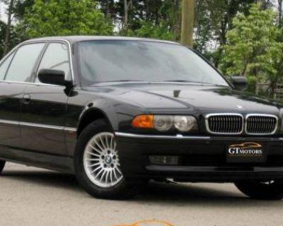 2000 BMW 7 Series 750iL