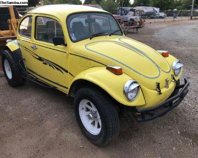 1970 Baja Bug