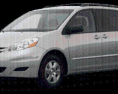 2007 Toyota Sienna XLE 7-Passenger FWD