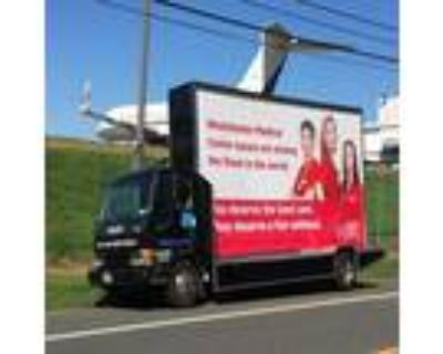 Mobile Billboard Advertising - for Rent in Indianapolis, IN