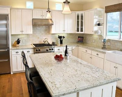 Antique White Kitchen Cabinets Are The Epitome Of Grace