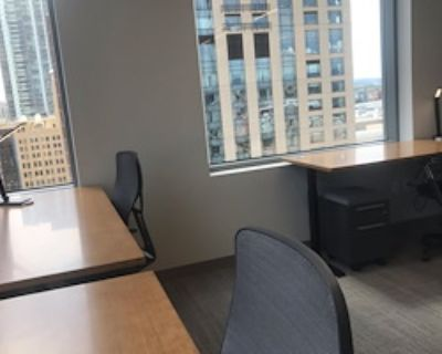 Private Office for 3 at Firmspace Denver