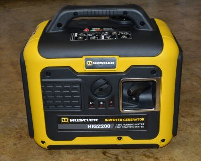 Hustler Inverter Generator HIG 2200