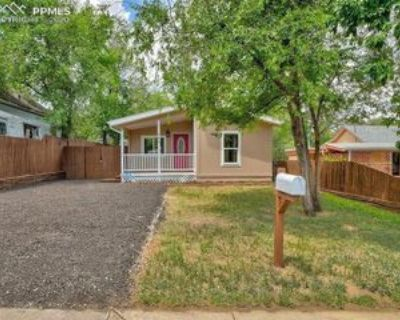 226 S Institute St, Colorado Springs, CO 80903 3 Bedroom House