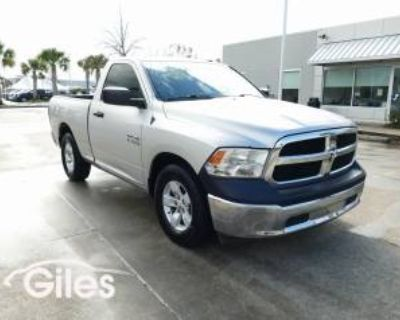 "2013 Ram 1500 Tradesman Regular Cab 6'4"" Box 2WD"