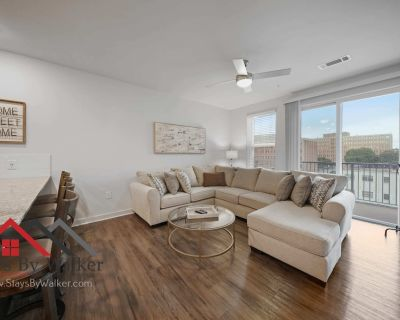 Modern 2br/2b King Beds Balcony Gym/pool/cable - Midtown
