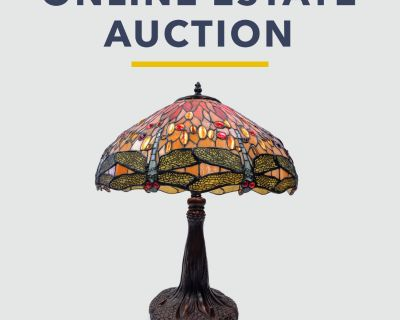 Online Auction by Frank Hall Estate Sales